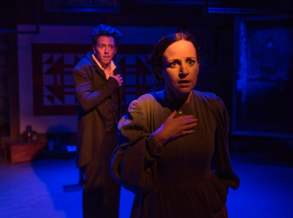 Fall From Grace: A Review of Alias Grace at Rivendell Theatre Ensemble